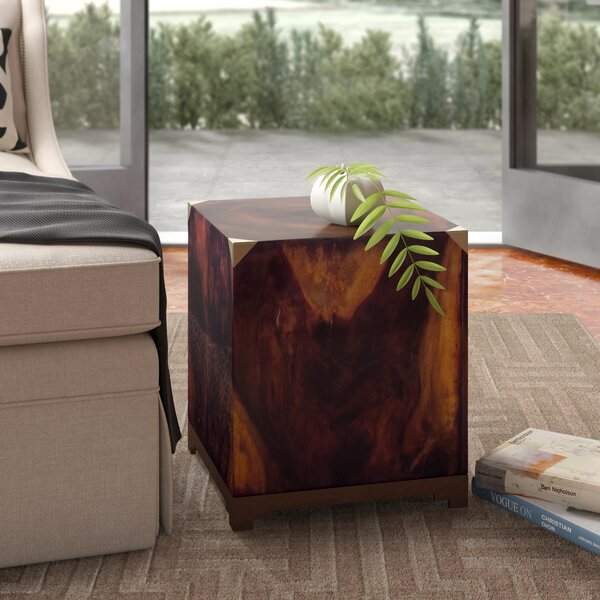 Addison End Table By Gabby