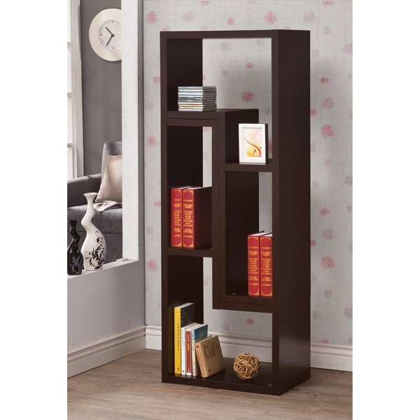Czerwinski Convertible Corner Unit Bookcase by Wrought Studio