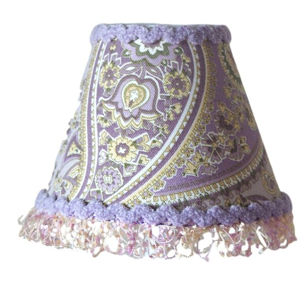 Patty Cake Paisley Night Light by Silly Bear Lighting