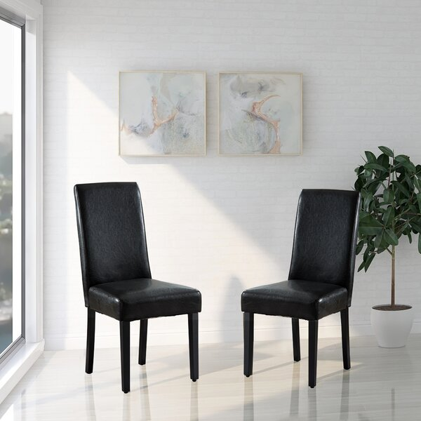 Brantley Upholstered Dining Chair (Set Of 2) By Winston Porter