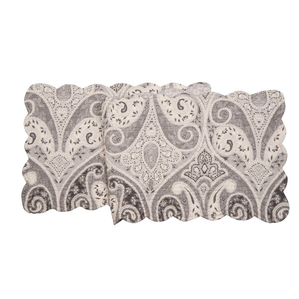 Ealy Table Runner by Charlton Home
