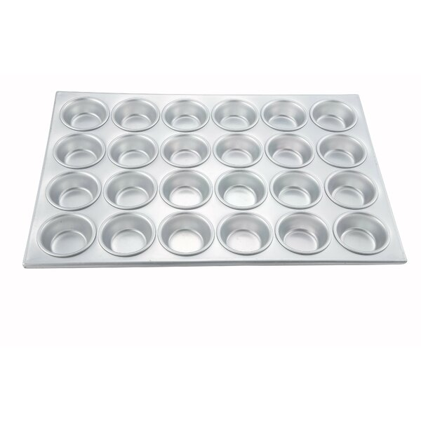 24 Cup Muffin Pan by Winco