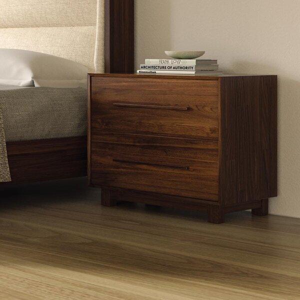 Sloane 2 Drawer Standard Dresser by Copeland Furniture
