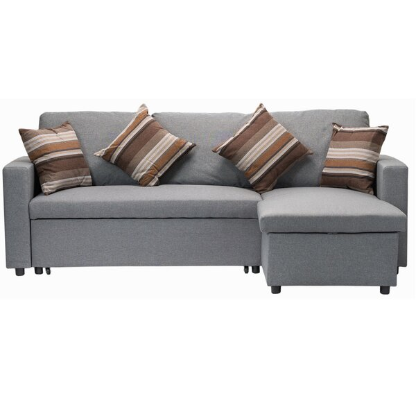 Niswger Sofa Bed by Ebern Designs