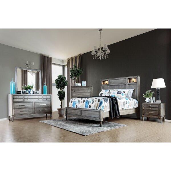 Medau Upholstered Standard Bed by Brayden Studio