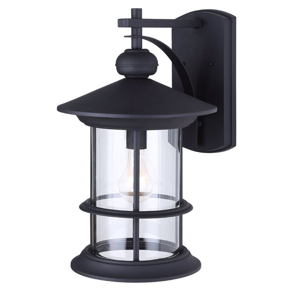 Swarthout 1-Light Outdoor Wall Lantern by Charlton Home
