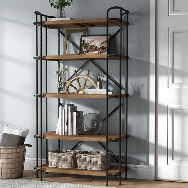 Ebba Etagere Bookcase by Laurel Foundry Modern Farmhouse