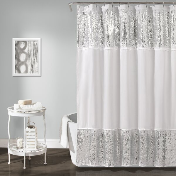 Taryn Shower Curtain by Rosdorf Park