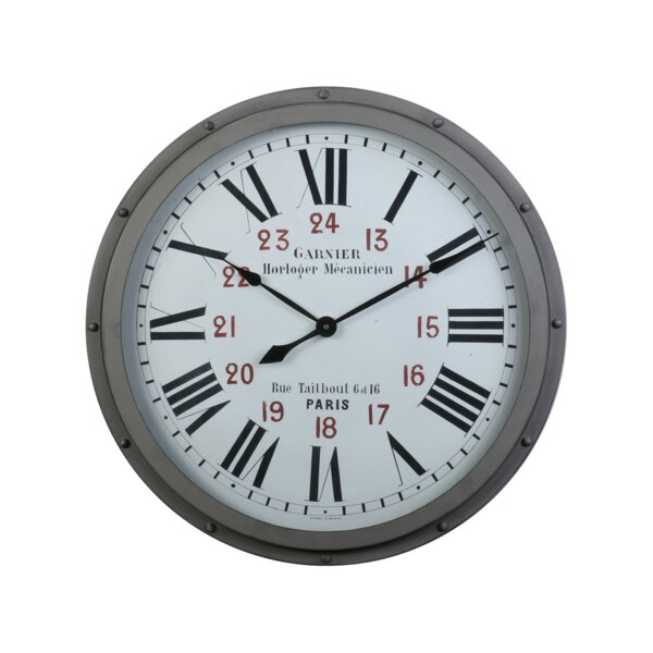Daventry 22 Wall Clock by Canora Grey