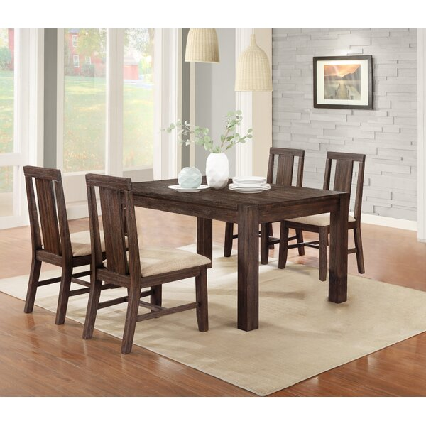 Sharpton 5 Piece Dining Set By Foundry Select