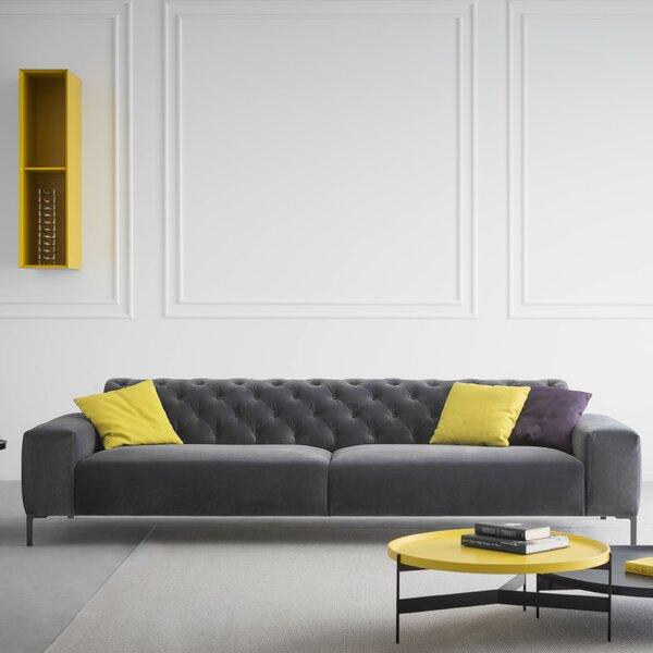 Boston Capitonne Sofa by Pianca USA
