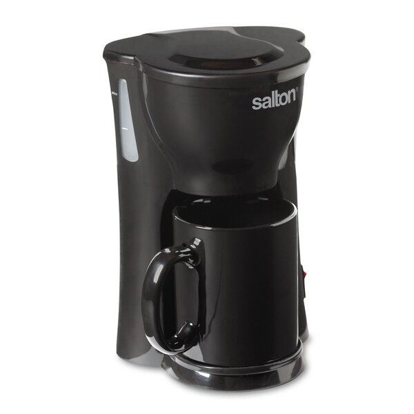 1-Cup Space Saving Coffee Maker by Salton