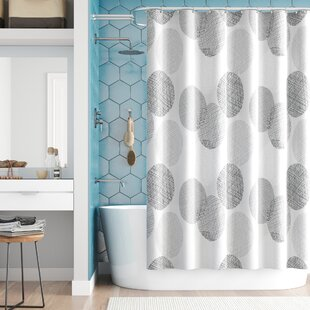 Purchase Jeske Microfiber Shower Curtain By Zipcode Design