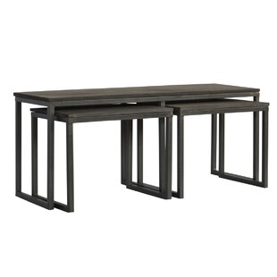 Inexpensive Begum 3 Piece Coffee Table Set by 17 Stories