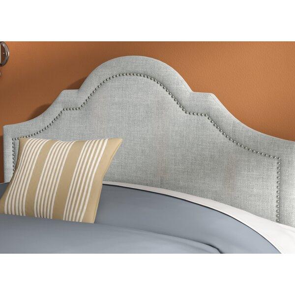 Olivet Upholstered Panel Headboard by Charlton Hom