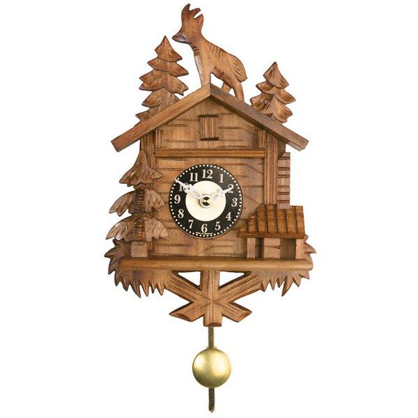 Quartz Wall Clock by River City Clocks