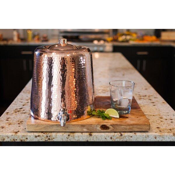 Niagara Beverage Dispenser by Sertodo Copper
