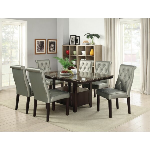 Montanez 7 Piece Dining Set by Darby Home Co