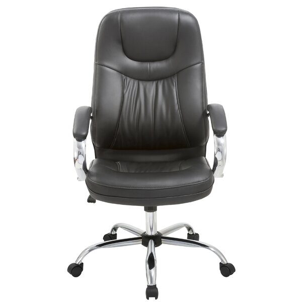 High-Back Executive Chair by Porthos Home