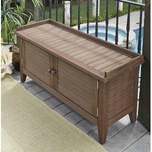 Ecklund Storage Bench