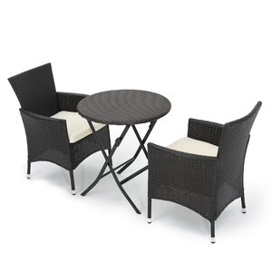 Modern & Contemporary Indoor Bistro Sets | AllModern