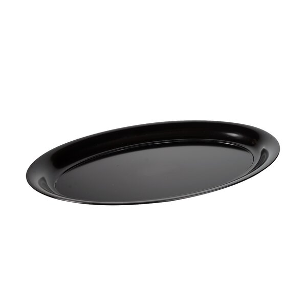 Platter Pleasers Oval Serving Tray (Set of 20) by Fineline Settings, Inc