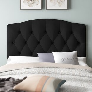 Fitz Cambridge Tufted Upholstered Panel Headboard By Charlton Home