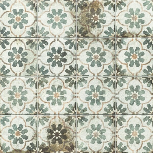 Relic Décor 8.75 x 8.75 Porcelain Field Tile in Florence by EliteTile