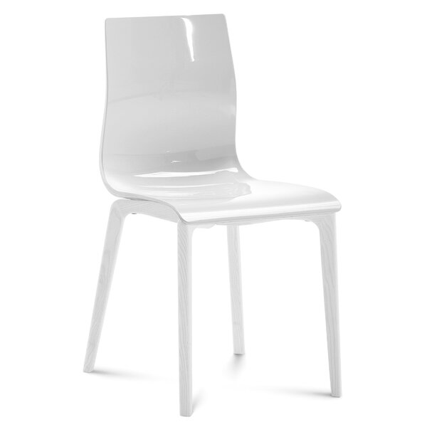 Stevensen Solid Wood Side Chair (Set Of 2) By Orren Ellis