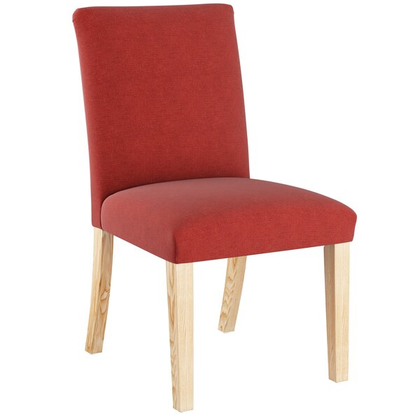 Mahon Upholstered Dining Chair by Loon Peak