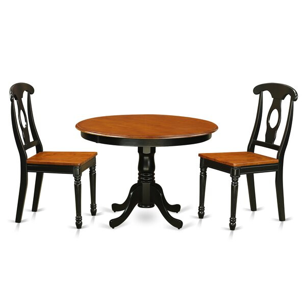 Reviews Travis 3 Piece Dining Set By August Grove Cool