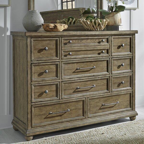 Habersham 11 Drawer Dresser by Three Posts