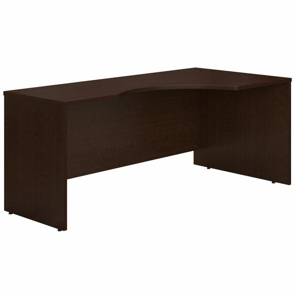 Series C Elite Right Hand Corner Desk Shell by Bush Business Furniture