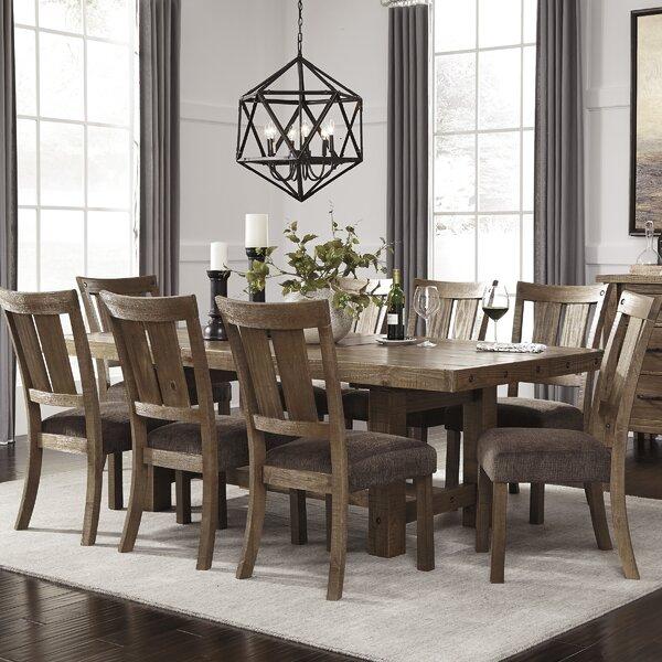 Loon Peak Etolin 9 Piece Dining Set & Reviews | Wayfair