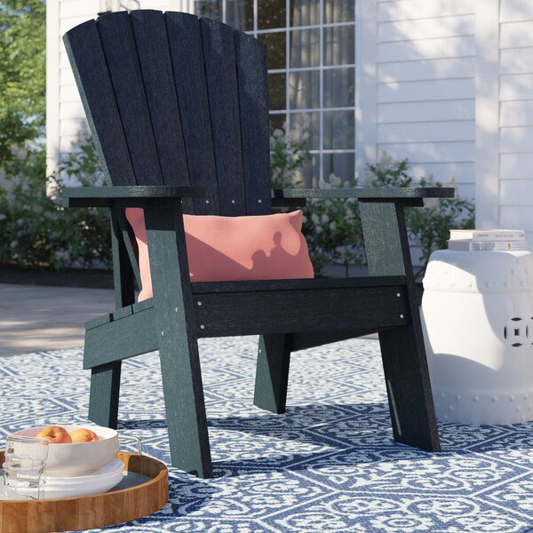 Colworth Plastic Adirondack Chair By Sol 72 Outdoor