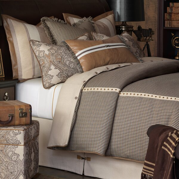 Aiden Woodside Comforter by Eastern Accents