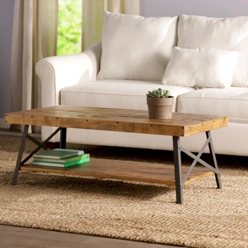 25 Best Collection Of Noguchi Coffee Table Dimensions: Trent Austin Design Laguna Coffee Table & Reviews