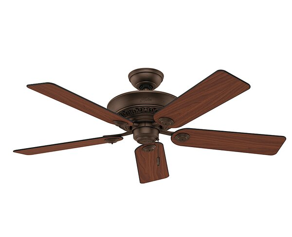 52 Italian Countryside® 5-Blade Ceiling Fan by Hunter Fan