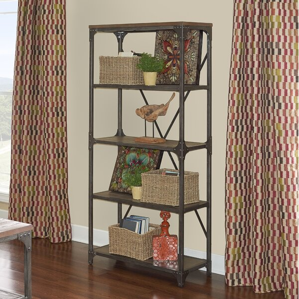 Mooring Standard Bookcase by Williston Forge