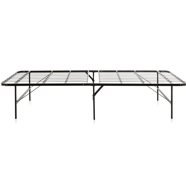 Foldable Metal Platform Bed Frame by Weekender