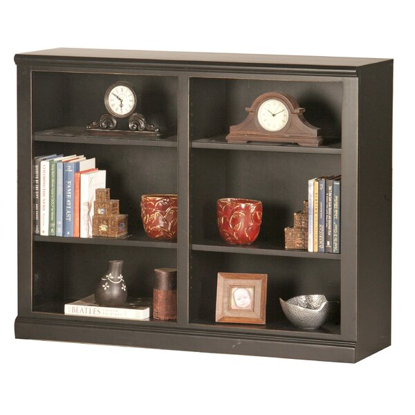 World Menagerie Didier Double Wide Standard Bookcase & Reviews