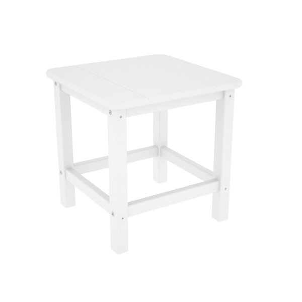 Adirondack Seashell Side Table by POLYWOOD®