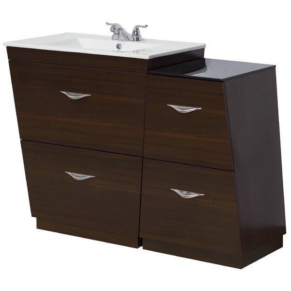 44 Single Bathroom Vanity Set by American Imaginations