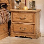 Lucie 2 Drawer Nightstand by August Grove August Grove