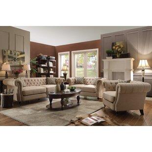 Antique Living Room Set | Wayfair