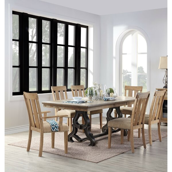 Gruver 7 Piece Extendable Dining Set By Gracie Oaks
