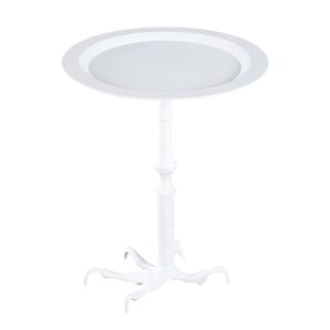 Clawfoot Occasional Table by Wildon Home ?