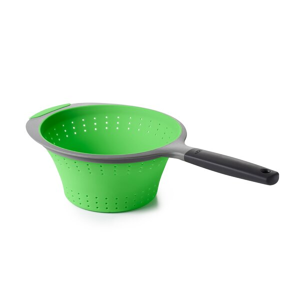 Collapsible Silicone 2-Qt. Food Strainer by OXO