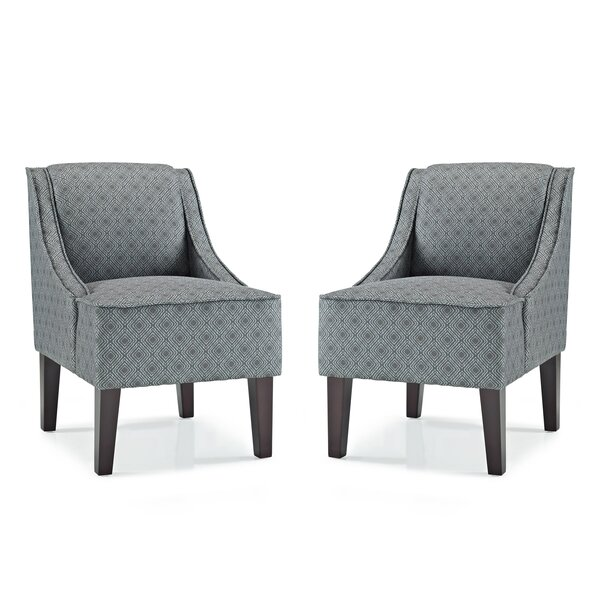 Lonsdale Armchair (Set of 2) by Wrought Studio