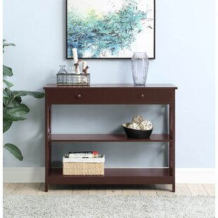 Compare prices Buffavento Console Table By Beachcrest Home